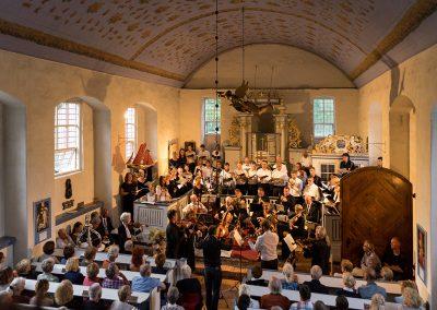 Musici Jenenses in der Inselkirche