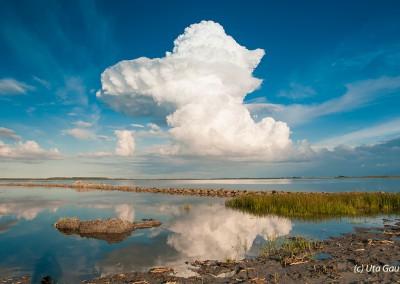 Wolkenspiegelei I