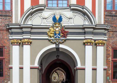 Durchblick, Stralsund