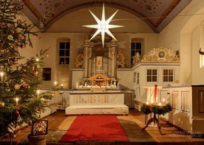 Weihnachten 2015 in der Inselkirche