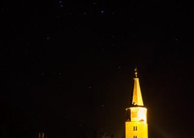 Brandenburger Dom unter Sternen
