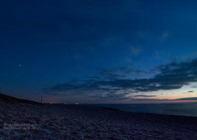 Strand am Abend II