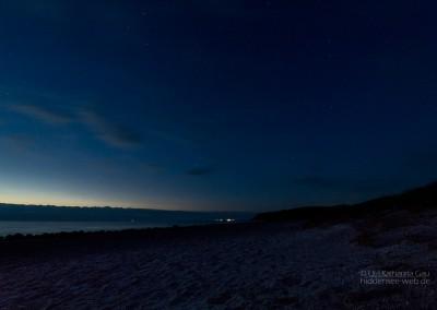 Strand am Abend I