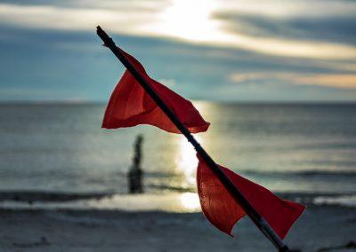 Wenn die roten Fahnen wehen
