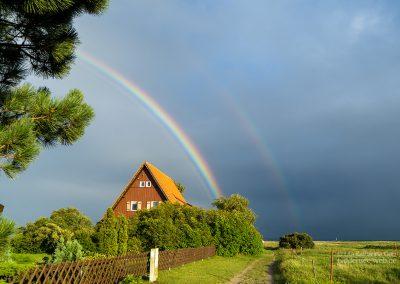 Das Haus unterm Regenbogen