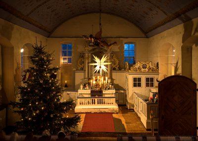 Heiligabend 2016 in der Inselkirche