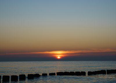 Sonnenuntergang 27.1.17