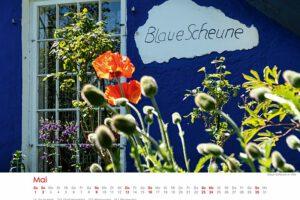 Hiddensee Kalender: Mai