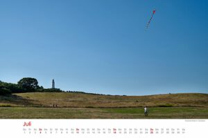 Hiddensee Kalender: Juli